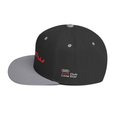 ACDFW (Audi Club Dallas Forth Worth) Snapback Hat