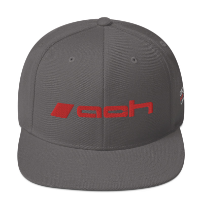 ACH (Audi Club Houston) Snapback Hat