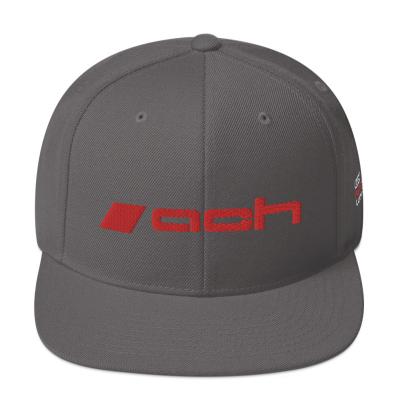 ACH (Audi Club Houston) Snapback Hat