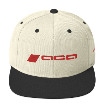 ACA (Audi Club Austin) Snapback Hat