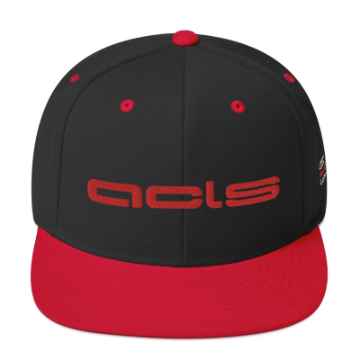 ACLS Snapback Hat