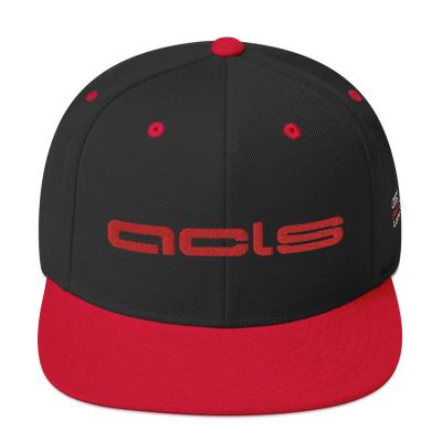ACLS Snapback Hat