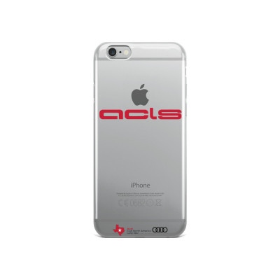 ACLS iPhone Case