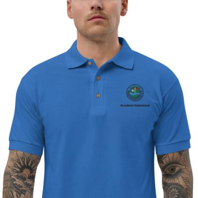 Polo-Shirt, #coolsterclubimland, GC-MST Logo gestickt