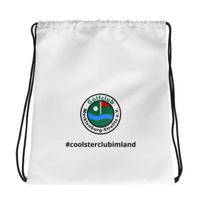 Kordelzugbeutel, #coolsterclubimland, GC-MST Logo