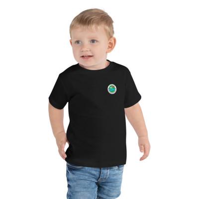 Kurzärmeliges Kleinkind-T-Shirt