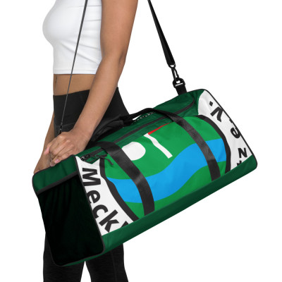 Tasche, Weekender mit GC-MST Logo und dem typischen Schriftzug