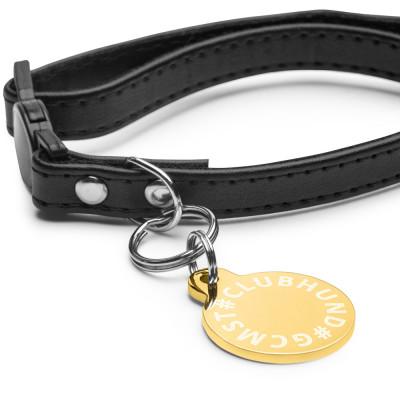 Gravierte Hund bzw. Haustier-ID-Plakette #GCMST #CLUBHUND