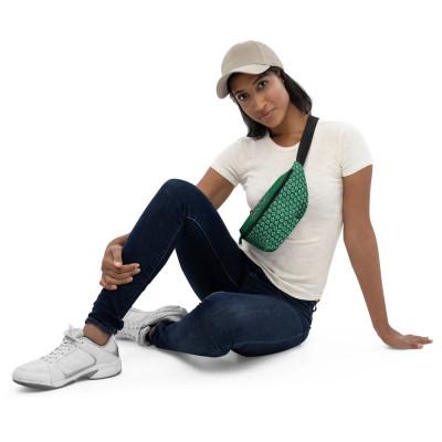 Gürteltasche mit GC-MST Logo, farbig, #coolstesclubmitglied