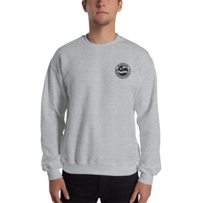 Sweatshirt, #Logoonly, GC-MST Logo bestickt, Unisex