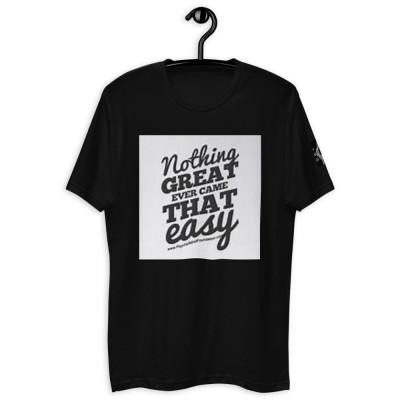 YBG Quote Short Sleeve T-shirt