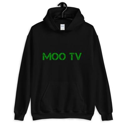 MOO TV Unisex Hoodie
