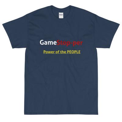 Gamestop Short Sleeve T-Shirt