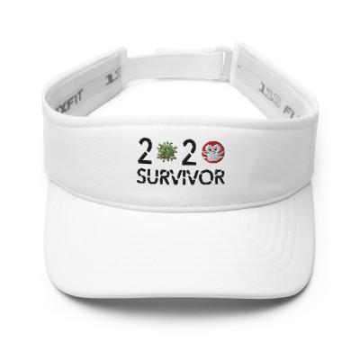 2020 SURVIVOR II Visor White