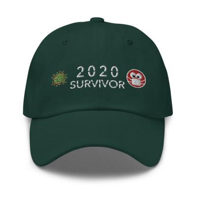 2020 SURVIVOR Cap Dark