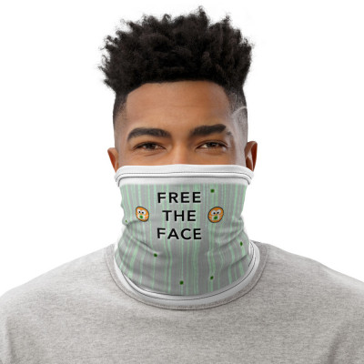 FREE THE FACE + humanKAOS ⬆︎⬇︎ Gaiter
