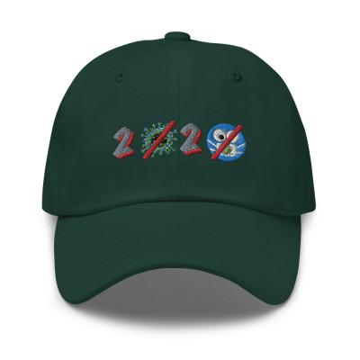 2020 No Virus Cap Dark