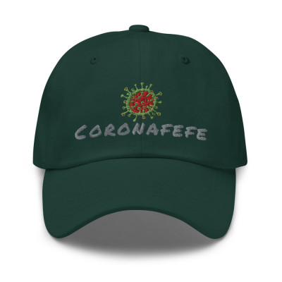 Coronafefe Cap Dark