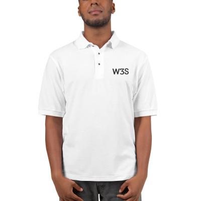 W3S Brand Polo (Men's)