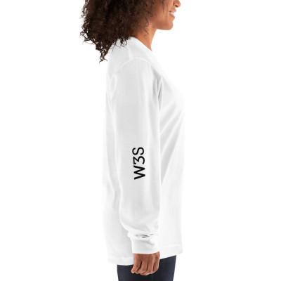 W3S - Sleeve logo Long sleeve t-shirt