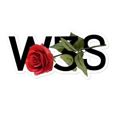 W3S - Ros3 sticker