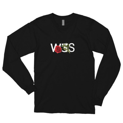 W3S - Ros3s Long sleeve t-shirt