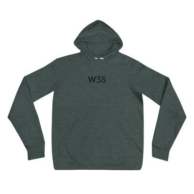 W3S - Unisex hoodie
