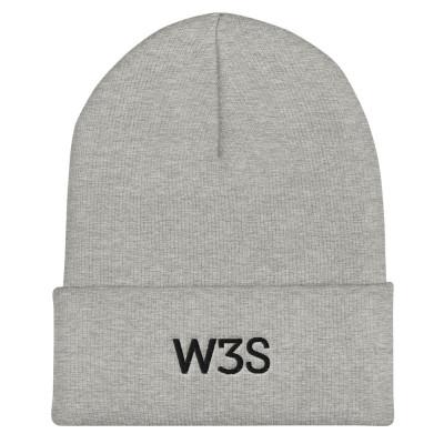 W3S - Cuffed Beanie