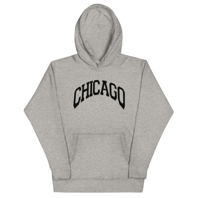 W3S - College Unisex Hoodie