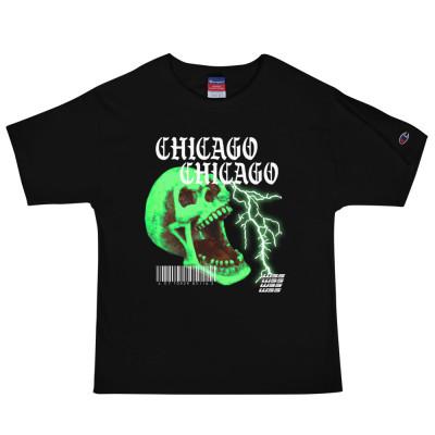W3S - Skull Men's Champion T-Shirt