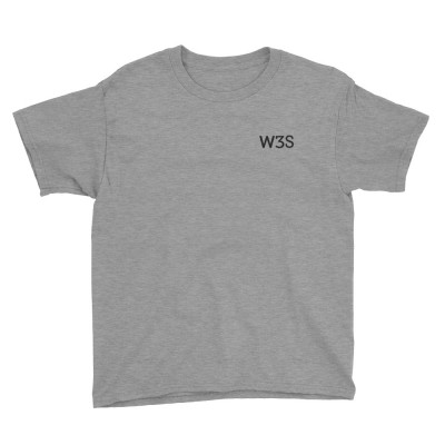 W3S - Youth Short Sleeve T-Shirt