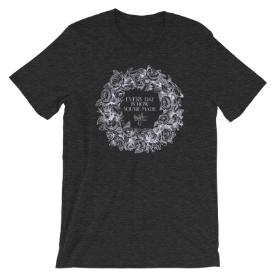 Every Day - Unisex Short Sleeve Jersey T-Shirt