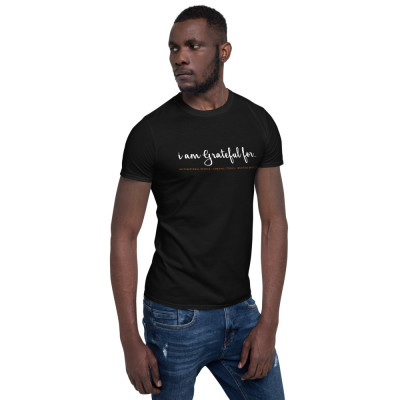 I Am Grateful For... Podcast T-Shirt