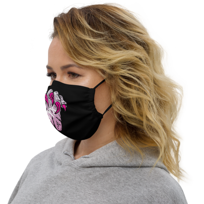 ONYX Monster Claw Face Mask