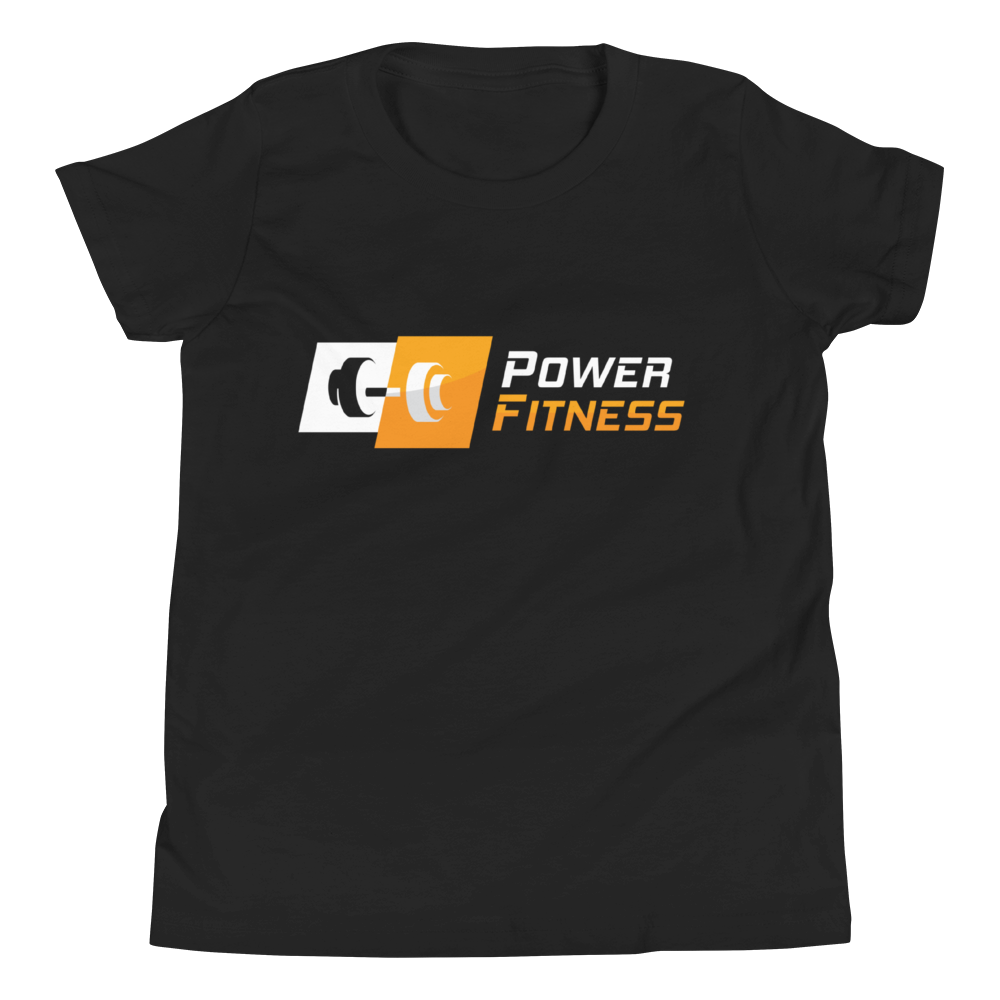 Power Fitness - Youth Premium Tee | Bella + Canvas 3001Y