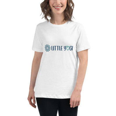 Little Yogi - Women's Relaxed T-Shirt