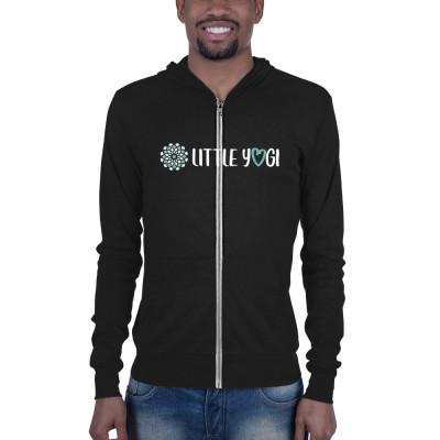 Little Yogi - Unisex zip hoodie