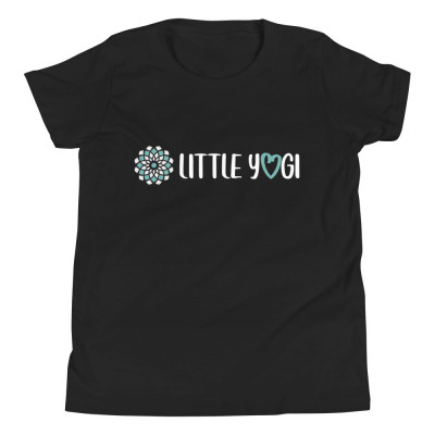 Little Yogi - Youth Short Sleeve T-Shirt