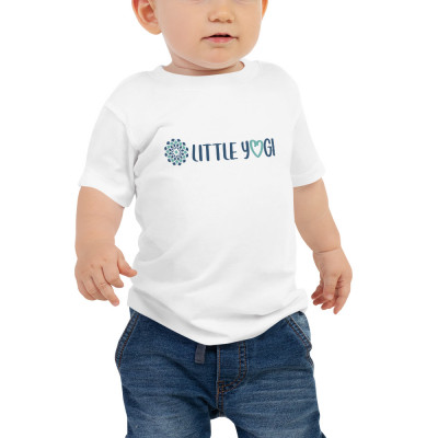 Little Yogi - Baby Jersey Short Sleeve Tee