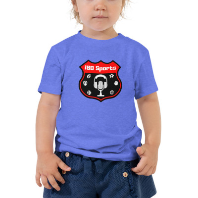 i80 Sports Logo Toddler Tee