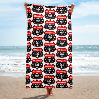 i80 Sports Beach Towel