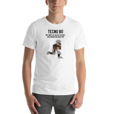 BO Short-Sleeve Unisex T-Shirt