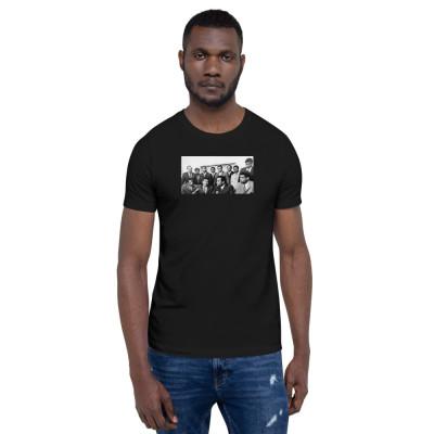 Black Athletes Unisex T-Shirt