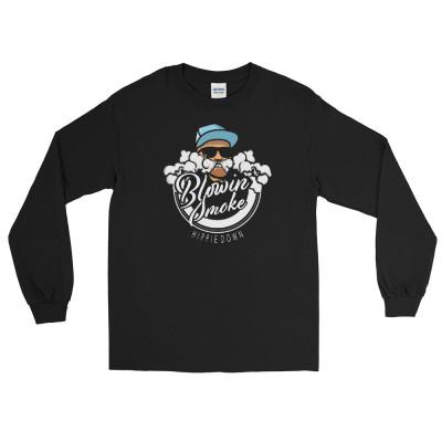 Men's Long Sleeve Shirt | Gildan 2400