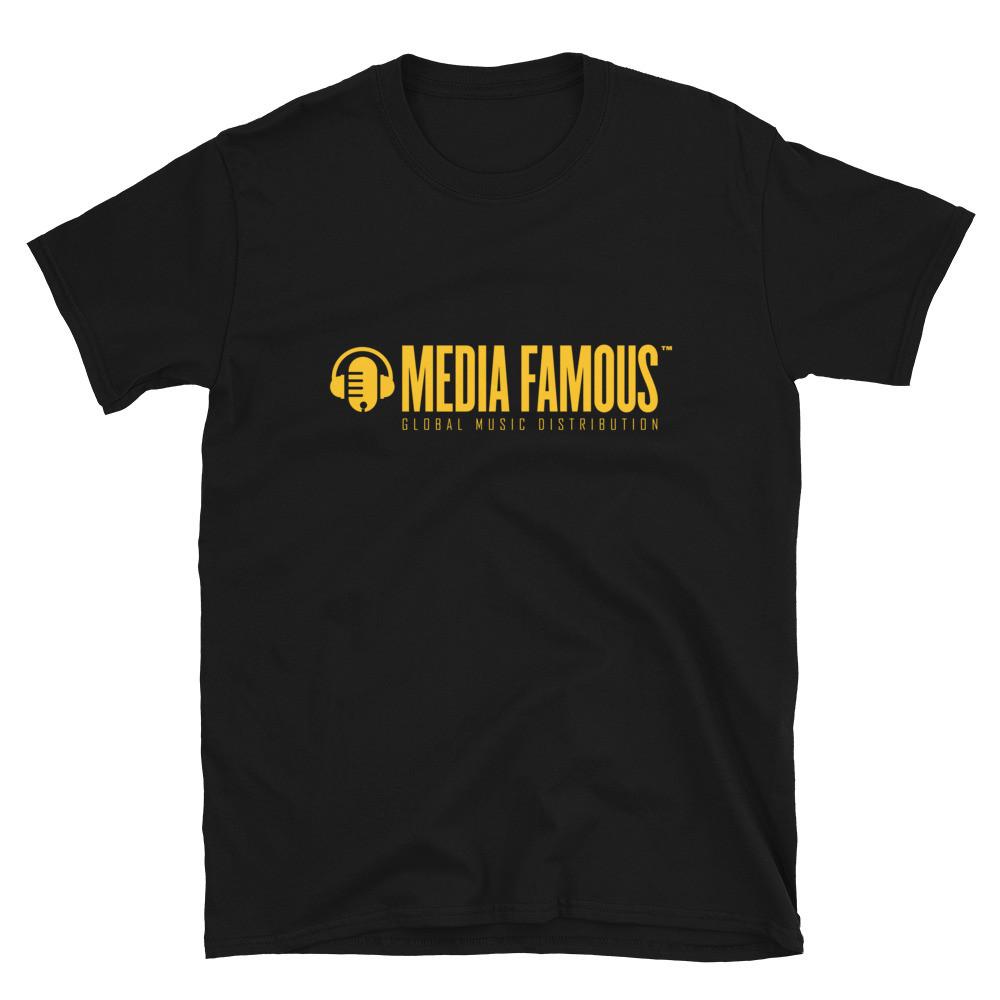 1. Media Famous T Shirt