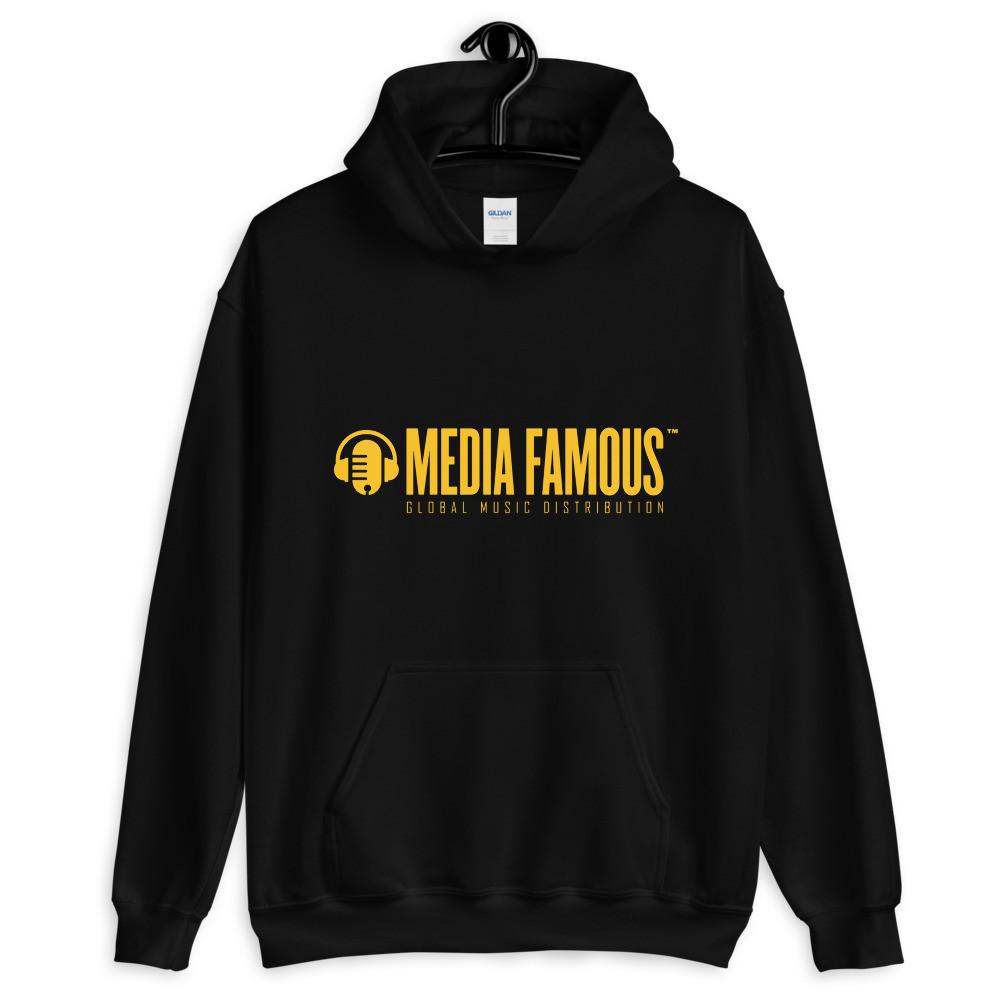 3. Media Famous Hoodie