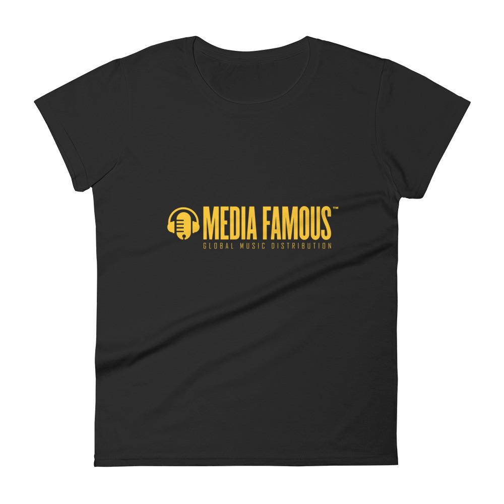 4.Media Famous Women's Shirt
