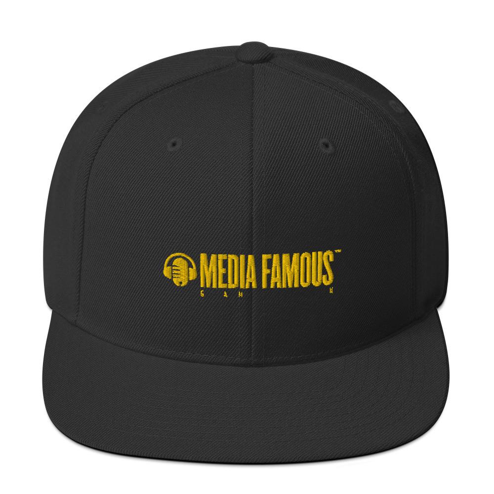 5. Media Famous Snapback
