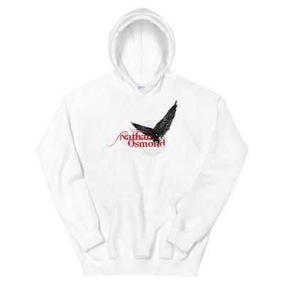 Nathan Osmond Red Logo - Unisex Hoodie