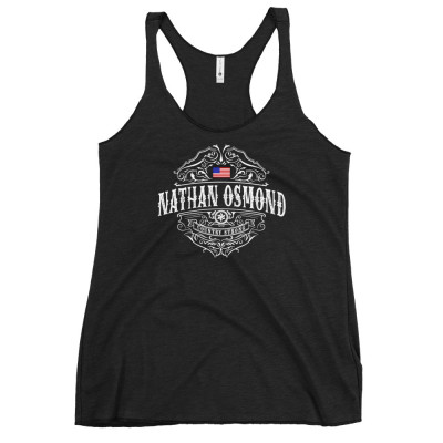 Country Strong - Women's Racerback Tank